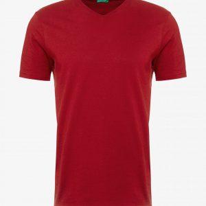 Koszulka męska hugo czerwona